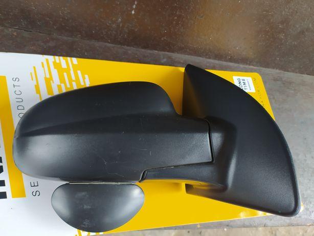 Зеркало авео т-200 механическое правое,Эл двигатель зеркала
