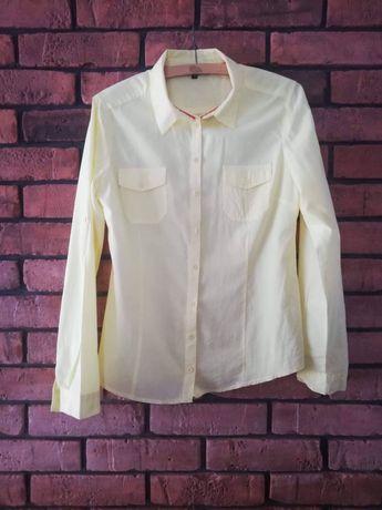 Koszula żółta L