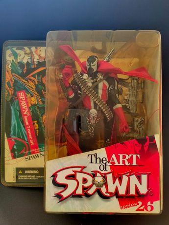 Figuras McFarlane seladas - Spawn