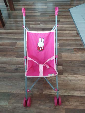Wózek parasolka dla dzieci motyw Miffy