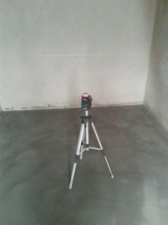 Стяжка пола (підлоги), промышленный пол