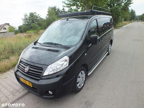 Fiat Scudo  Klima, Navi, Serwis, Long L2H1 Power 140KM, 2x drzwi przesuwne, Ładny