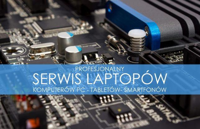 Serwis i naprawa laptopów komputerów tabletów telefonów KATOWICE
