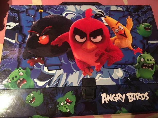 Teczka angry birds