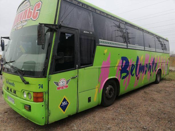 Автобус на 57 мест MAN
