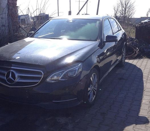 Розборка Mercedes-Benz W 211 212 213