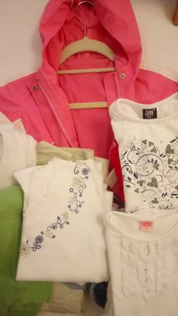 megapaka, kurtka, bluzki, sweterki, bluzy, 110 -116