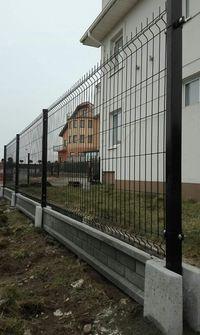 Gotowe ogrodzenie panelowe systemowe PRODUCENT