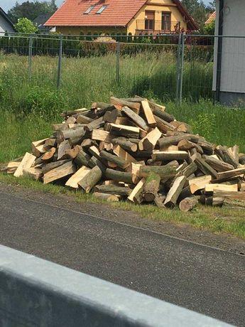 Drewno kominkowe opałowe Dab