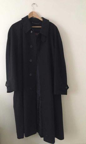 Elegancki płaszcz wełna kaszmir