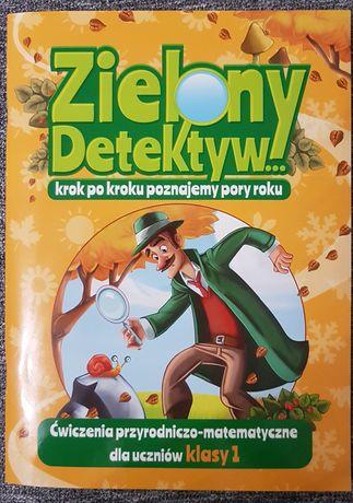 Zielony Detektyw ... Ćwiczenia klasa 1