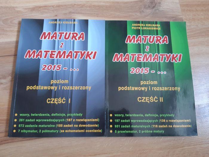 Matura z matematyki poziom podstawowy i rozszerzony Andrzej Kiełbasa Warszawa - image 1