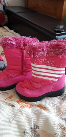 Чоботи зимові для дівчинки