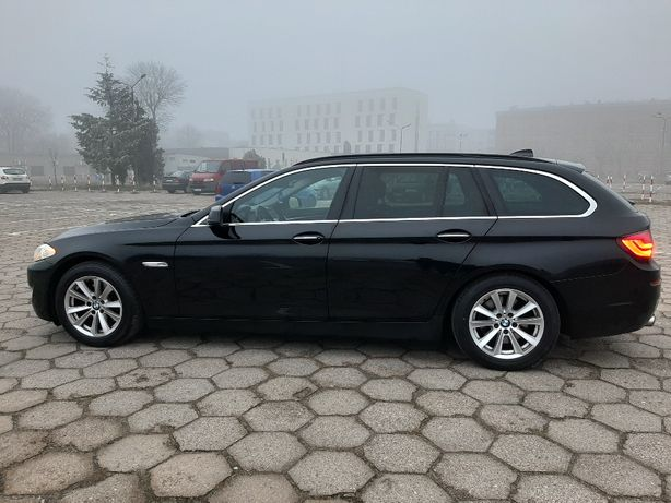 BMW 520d f10/f11 * automat * webasto * zadbany