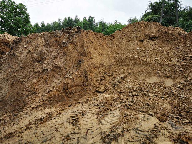 Oddam ziemię zmieszaną z piaskiem