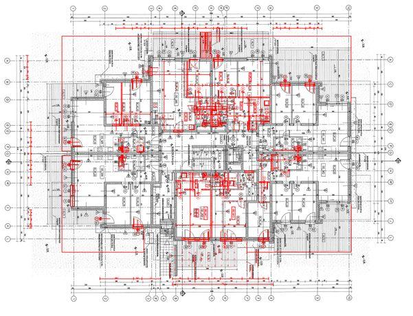 Wykonam Projekty Rysunki Detale Przekroje Inwentaryzacje - AutoCad