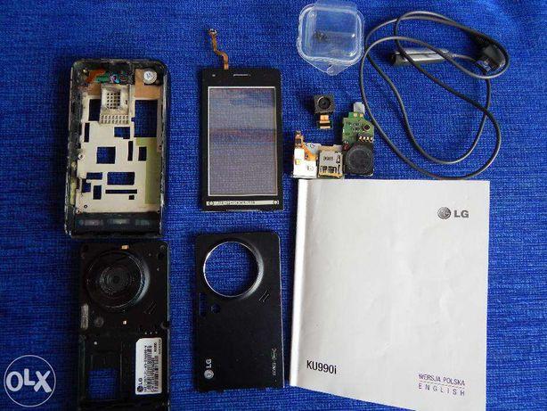 LG ku990 części.
