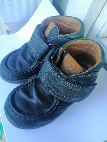Geox черевички демісезонні, шкіряні