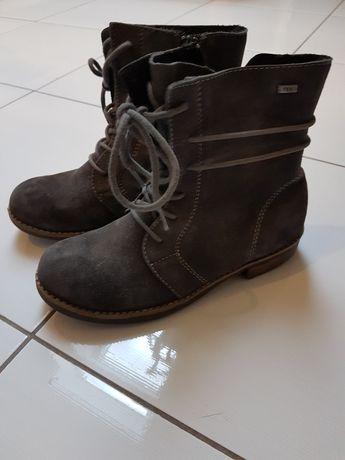Buty dziewczęce w rozmiarze 32