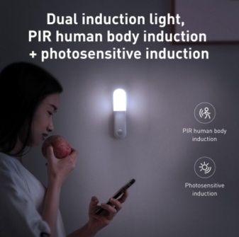 Baseus лампа ночник светодиодная