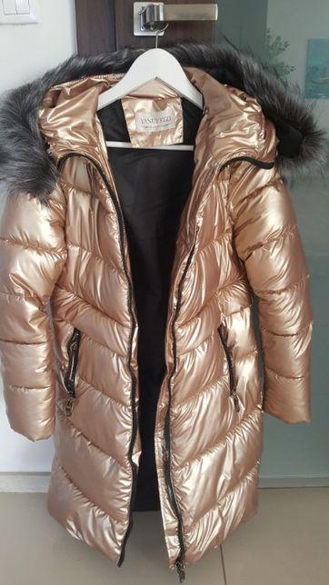 Płaszczyk/kurtka MARVELO GOLD - S moda włoska