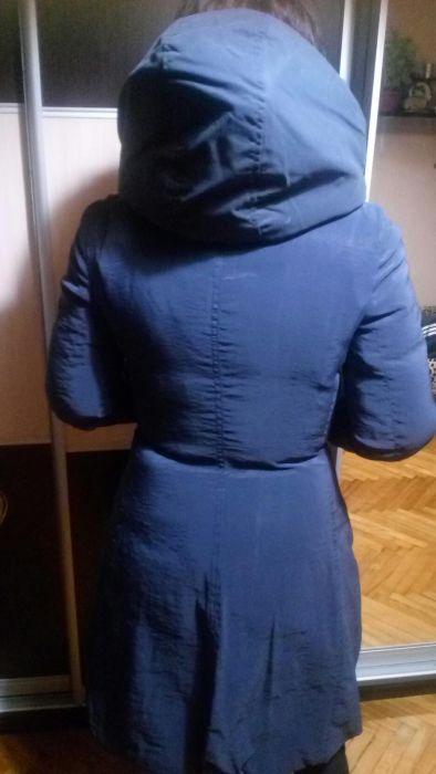 Пуховик. Юбка в подарок Киев - изображение 1
