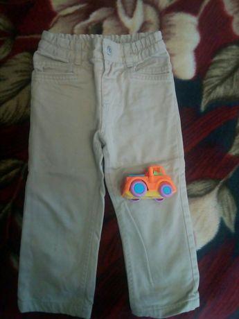 Котонові брюки chicco