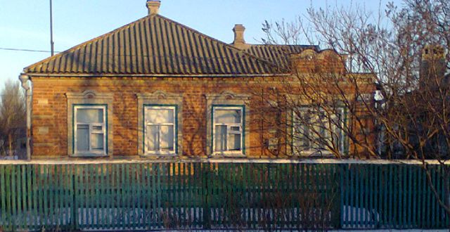 Продам дом 82 м.кв. со всеми удобствами в жилом состоянии.
