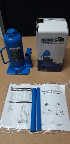 Podnośnik hydrauliczny butelkowy Mammuth 12 T