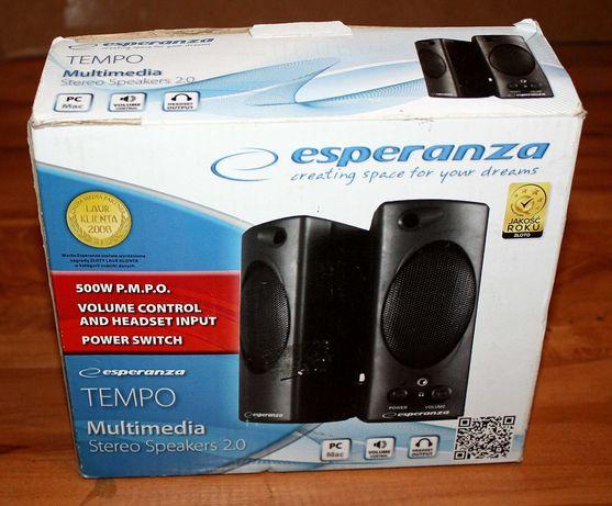 Głośniki Esperanza Tempo