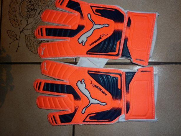 Rękawice bramkarskie Puma rozmiar 7 nowe