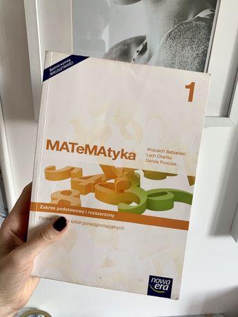 Podręcznik Matematyka 1 Nowa Era