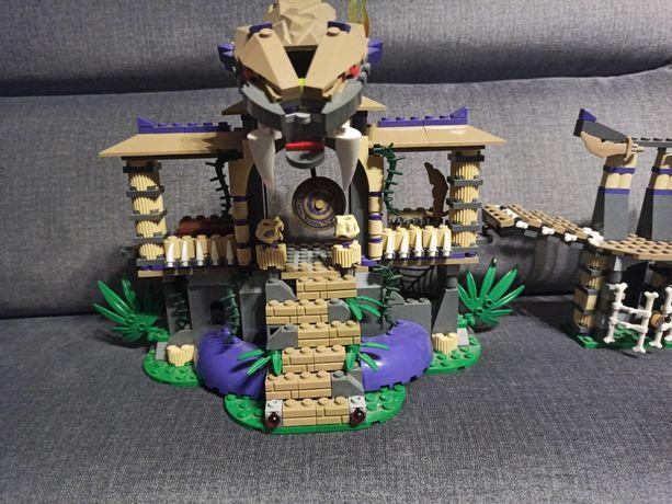 Klocki LEGO Ninjago 70749 - Wężowe wrota.