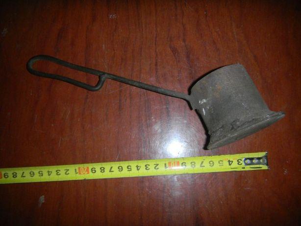 чаша для литья инструмент ювелира тигель СССР