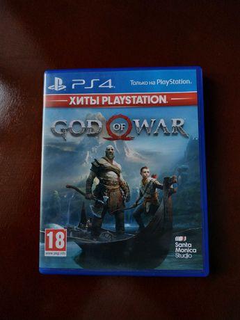 God of War PlayStatio 4