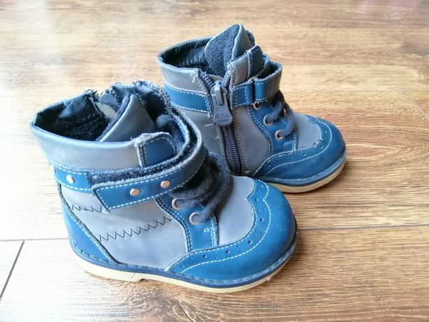 Продам демисезонные ортопедические ботинки