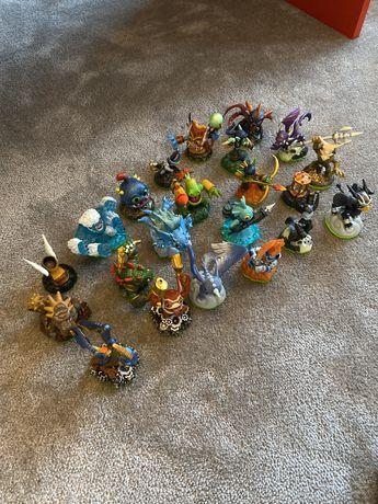 Skylanders spyro's adventure figurki