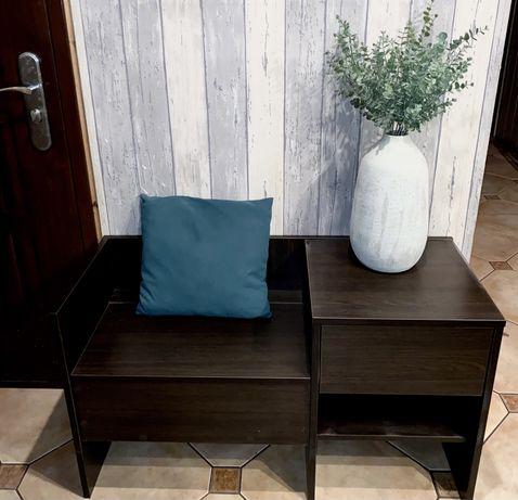 Ławka szafka siedzisko do przedpokoju + GRATIS