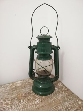 Stara lampa naftowa Jupiter - 1 lampion