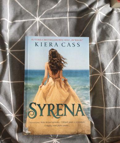 Syrena Kiera Cass jak nowa