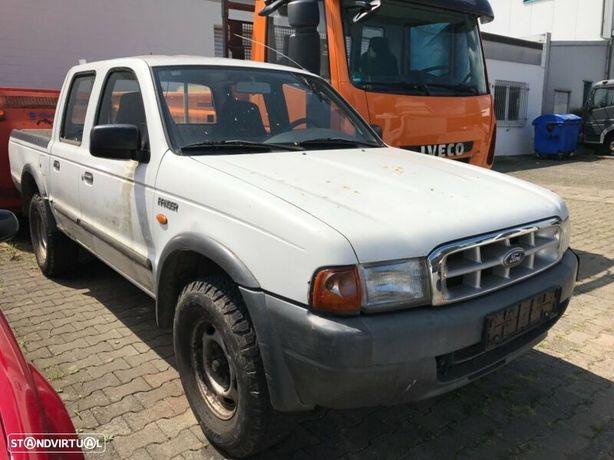 Motor Ford Ranger 2.5Td 110cv WL-T Caixa de Velocidades Arranque + Alternador + Arcondicionado