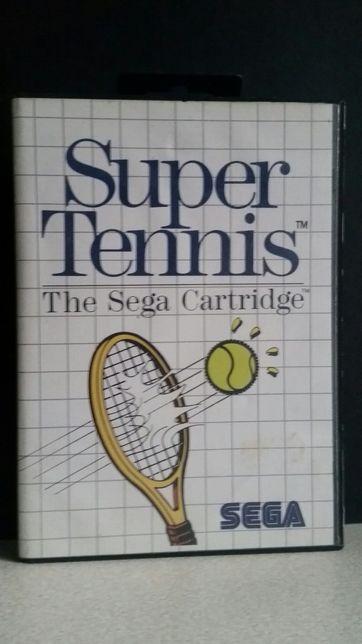 Gra Super Tenis Sega Master System