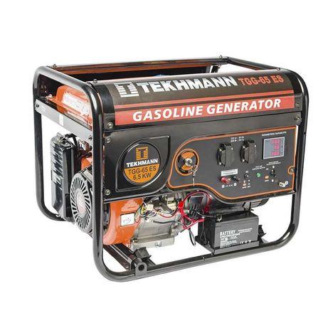 генератор Tekhmann Germany 11Rs-65Es 6.5квт Акция!