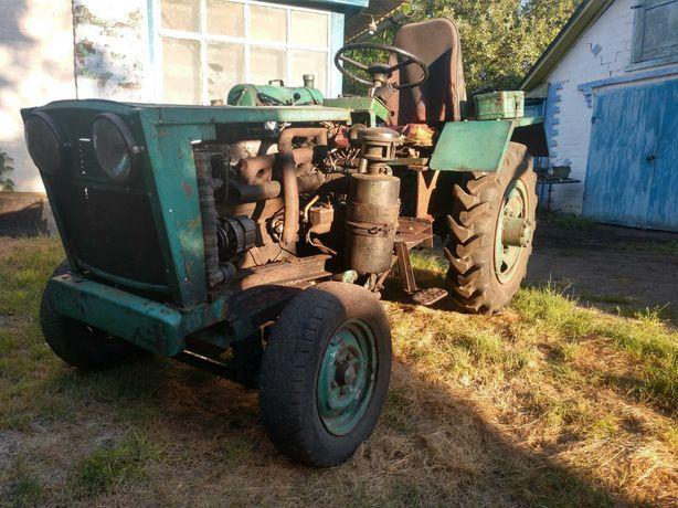 Продам саморобний міні трактор