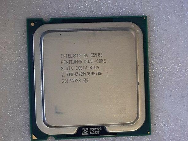 Процессор Intel Pentium Dual Core E5400 2.7GHz/2MB/s775