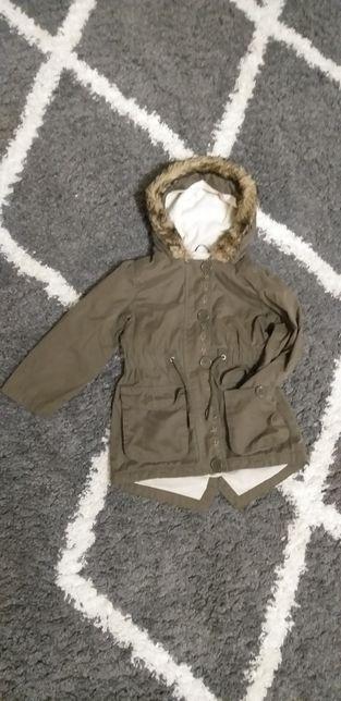 Куртка, парка осенняя, демисезонная
