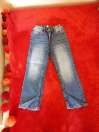 Spodnie Jeans 2szt 15 zł