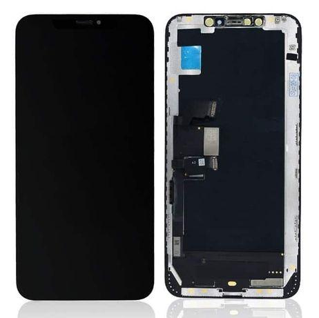 Display / vidro / LCD iphone xs max novo OLED