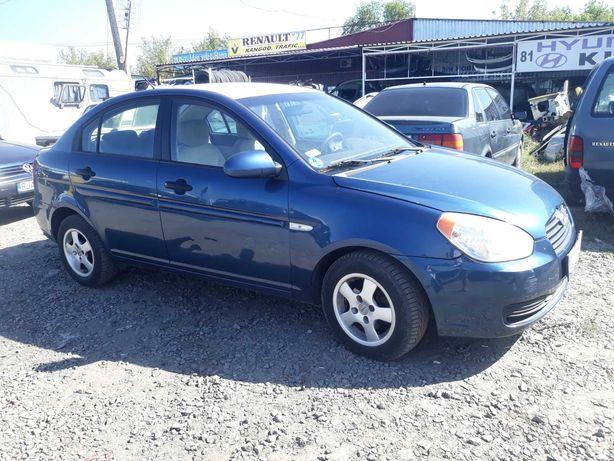 Hyundai accent 2006-2010