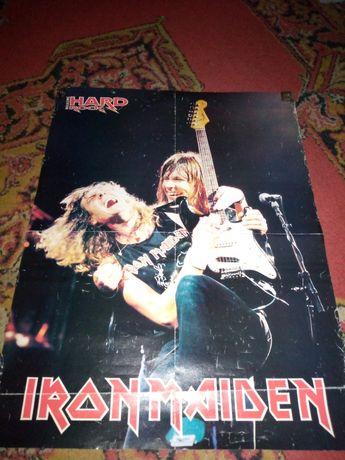 Большие плакаты Iron Maiden